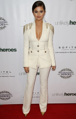 Selena Gomez 3rd Annual Unlikely Heroes Awards & Gala